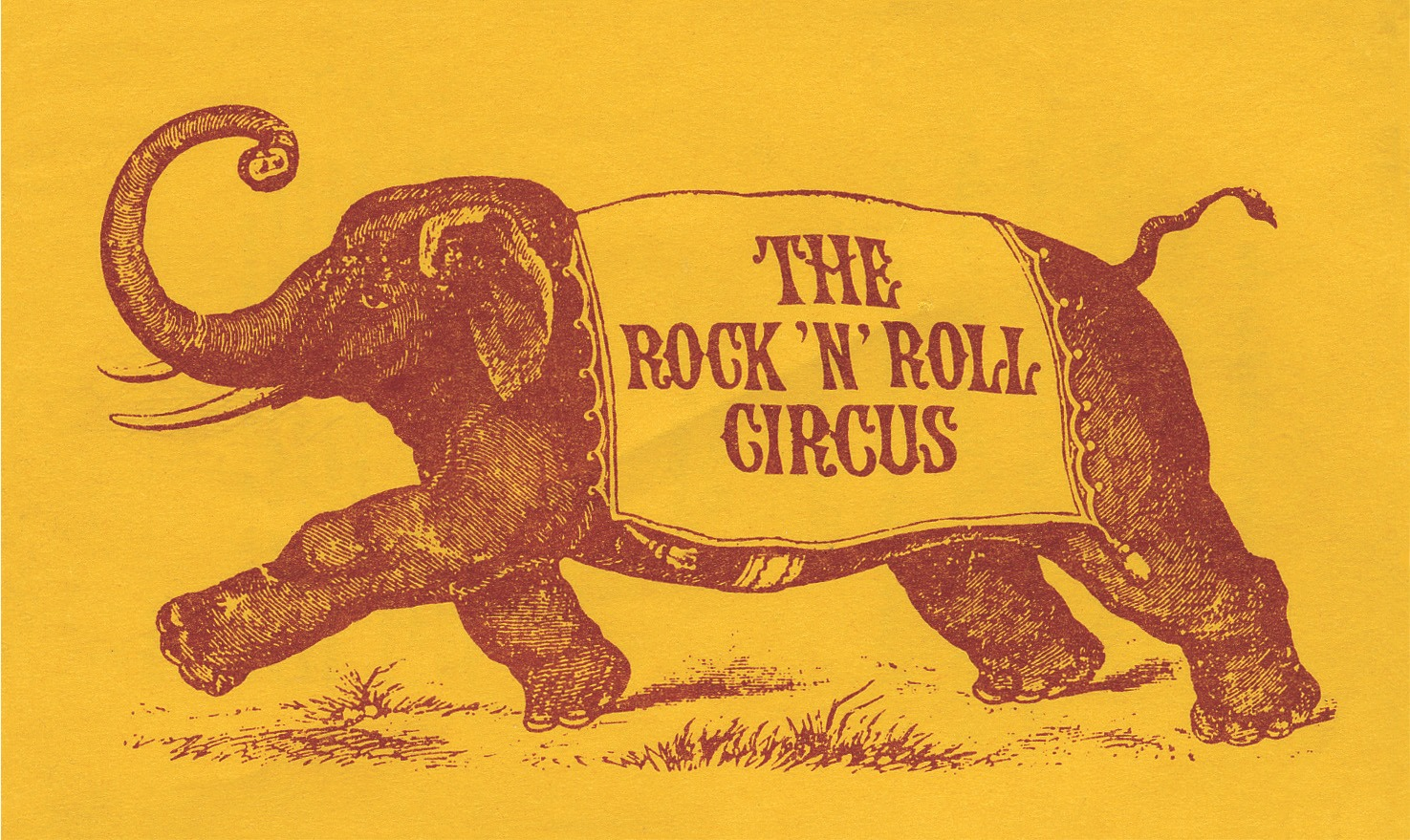 The Rolling Stones - 'Rock and Roll Circus' - It's Psychedelic Baby