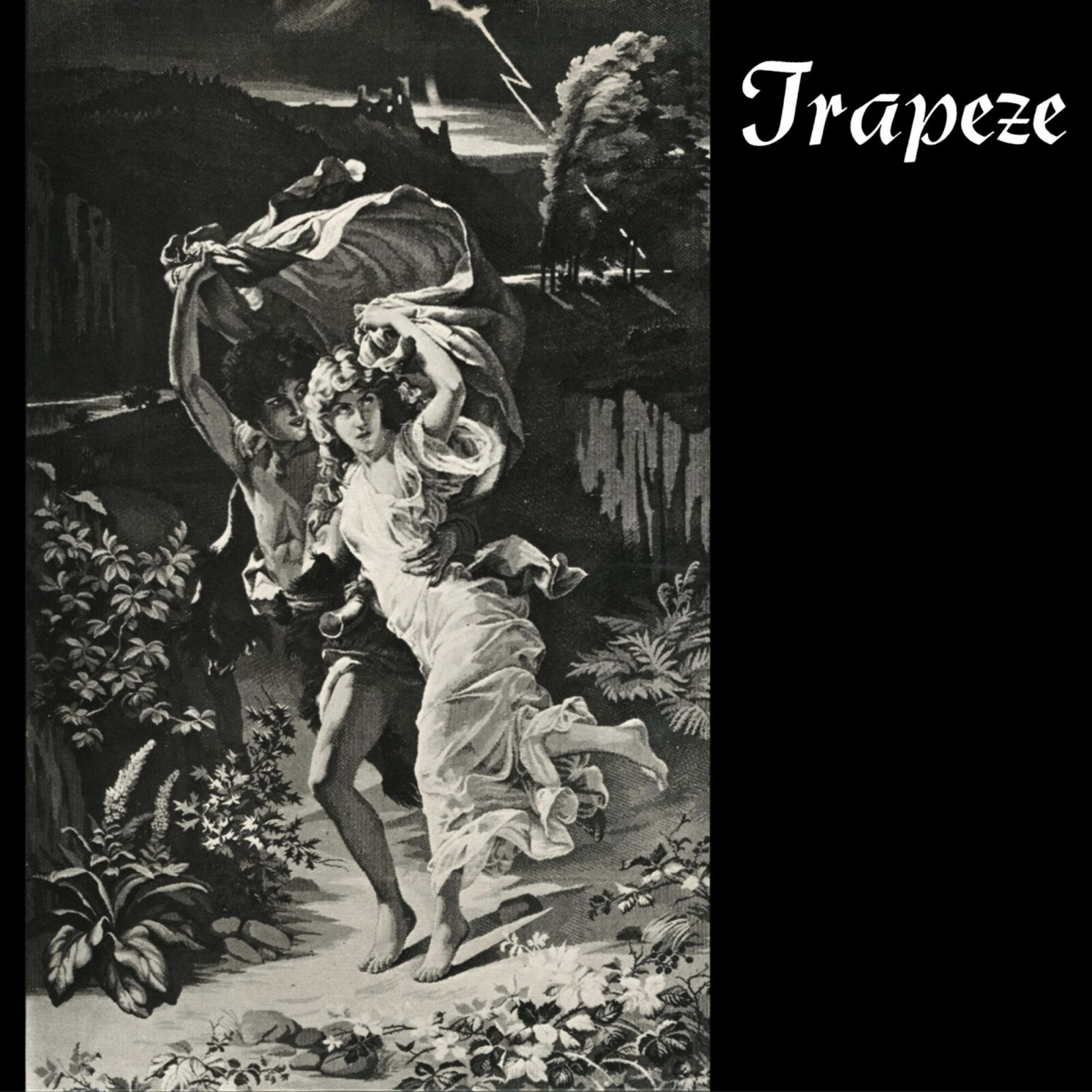 Trapeze -'Trapeze' (1970) - It's Psychedelic Baby Magazine